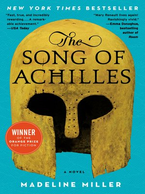 cover image of The Song of Achilles